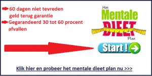 Het-mentale-dieet-plan-start