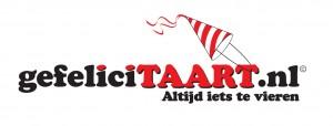 LogogefeliciTaartWit