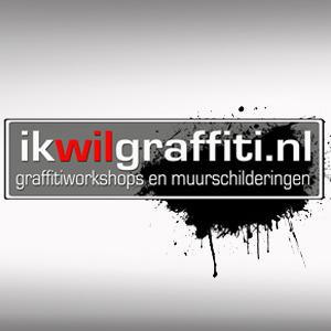 ik wil graffiti muurschildering